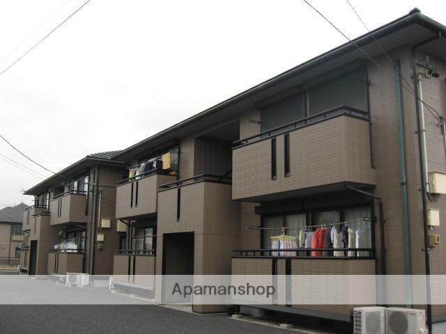 岐阜県多治見市、多治見駅徒歩12分の築17年 2階建の賃貸アパート
