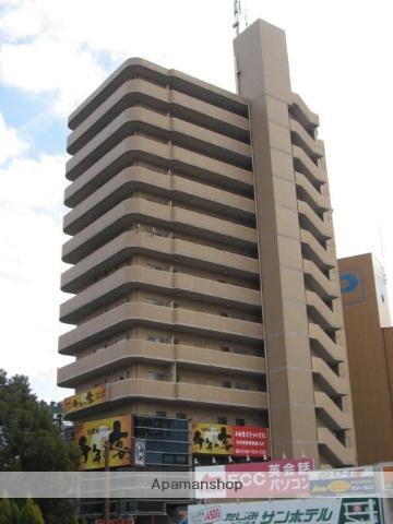 岐阜県多治見市、多治見駅徒歩1分の築20年 13階建の賃貸マンション