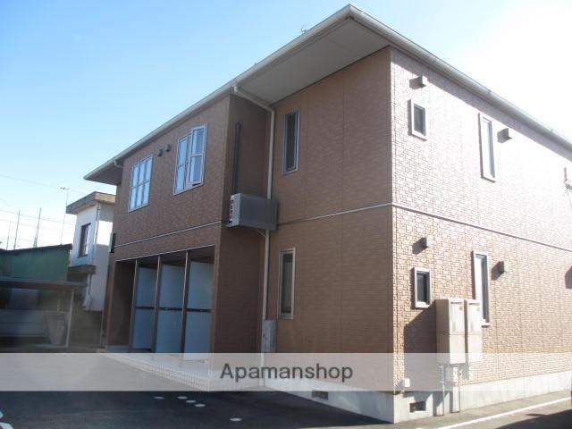 岐阜県多治見市の築9年 2階建の賃貸アパート