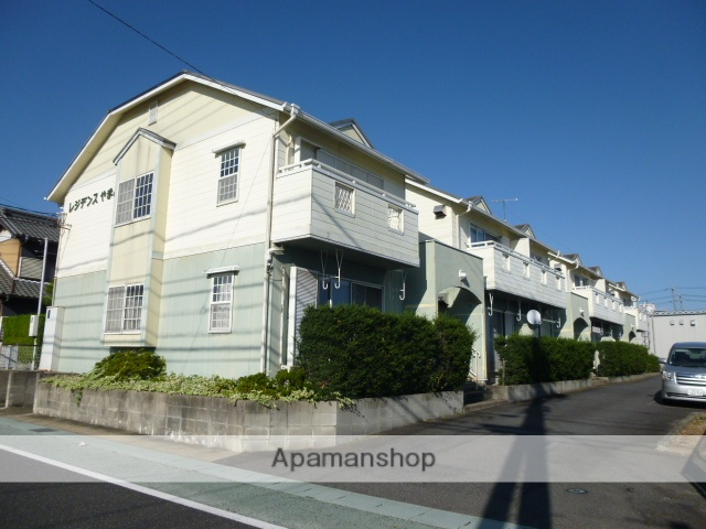 岐阜県多治見市、多治見駅徒歩15分の築22年 2階建の賃貸アパート
