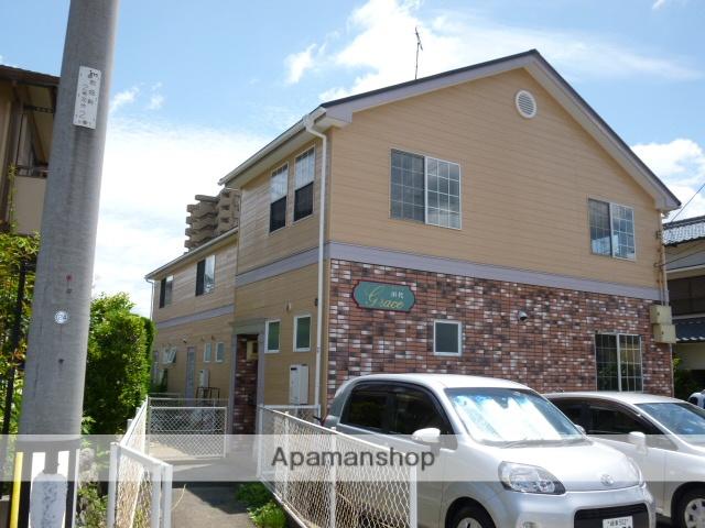 岐阜県多治見市、多治見駅徒歩6分の築22年 2階建の賃貸テラスハウス
