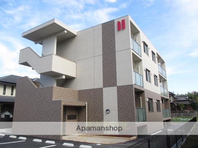 岐阜県多治見市、多治見駅徒歩22分の築1年 3階建の賃貸マンション
