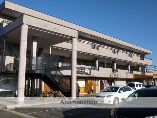 岐阜県多治見市、多治見駅徒歩19分の築17年 3階建の賃貸アパート
