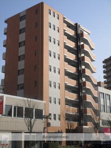 岐阜県多治見市、多治見駅徒歩2分の新築 9階建の賃貸マンション