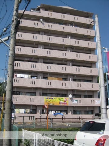 岐阜県多治見市、多治見駅徒歩15分の築23年 8階建の賃貸マンション