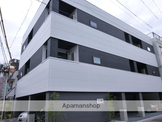 岐阜県多治見市、多治見駅徒歩4分の新築 3階建の賃貸アパート