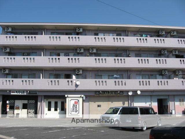 岐阜県多治見市、多治見駅徒歩20分の築23年 4階建の賃貸マンション