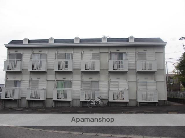 岐阜県多治見市の築26年 2階建の賃貸アパート