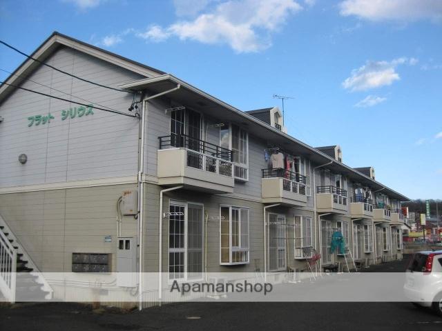 岐阜県多治見市、多治見駅徒歩15分の築24年 2階建の賃貸アパート