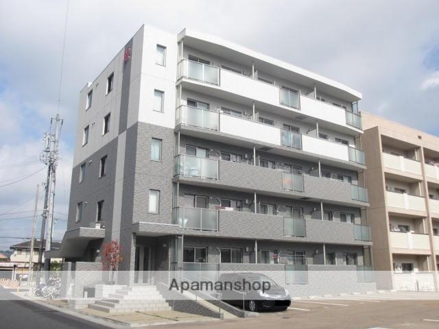 岐阜県多治見市、多治見駅徒歩5分の築5年 5階建の賃貸マンション