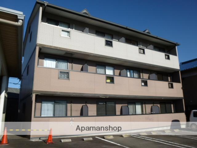 岐阜県多治見市、多治見駅徒歩20分の築16年 3階建の賃貸マンション