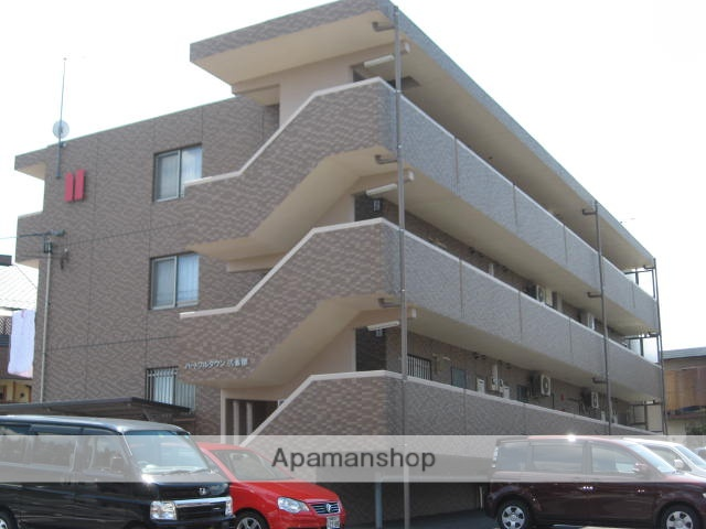 岐阜県多治見市、小泉駅徒歩8分の築10年 3階建の賃貸マンション