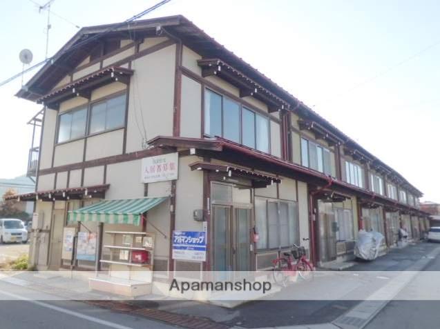 岐阜県高山市、高山駅徒歩11分の築43年 2階建の賃貸アパート