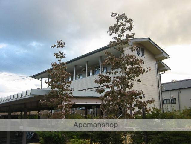 岐阜県高山市、高山駅徒歩34分の築20年 2階建の賃貸アパート