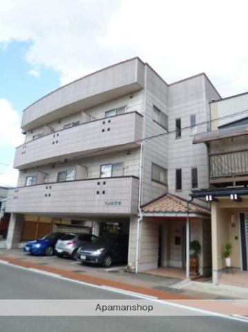 岐阜県高山市、高山駅徒歩8分の築14年 3階建の賃貸アパート