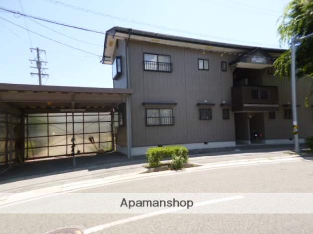 岐阜県高山市、高山駅徒歩11分の築17年 2階建の賃貸アパート