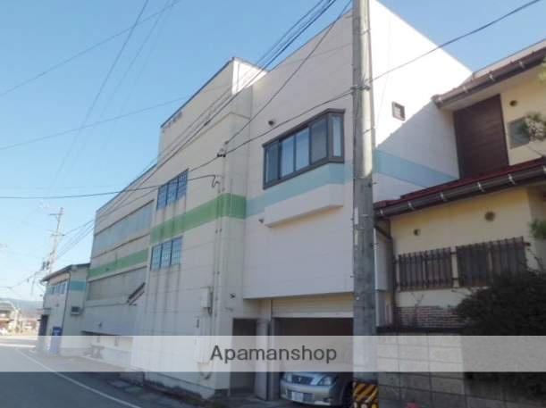岐阜県高山市、高山駅のらマイカーバス14分白山橋下車後徒歩5分の築22年 3階建の賃貸アパート