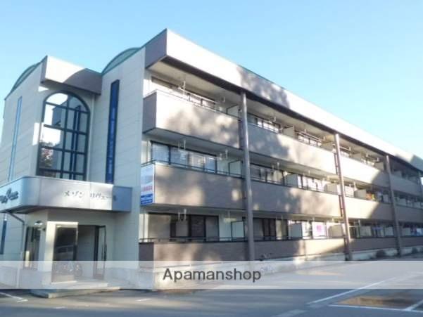 岐阜県高山市、高山駅のらマイカーバス14分松倉中学校北下車後徒歩14分の築16年 3階建の賃貸アパート