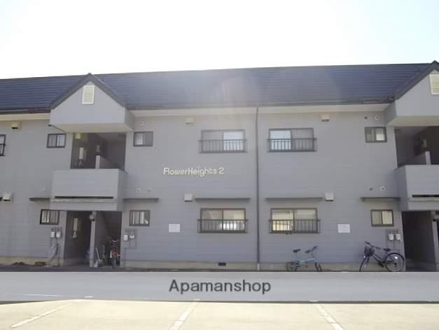 岐阜県高山市、高山駅徒歩17分の築22年 2階建の賃貸アパート