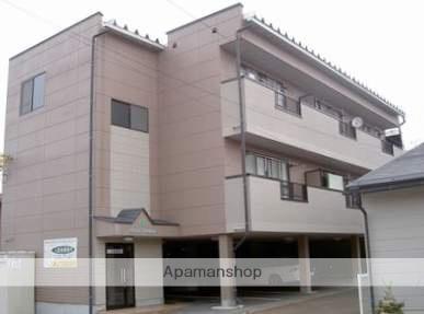 岐阜県飛騨市、飛騨古川駅徒歩9分の築16年 3階建の賃貸マンション