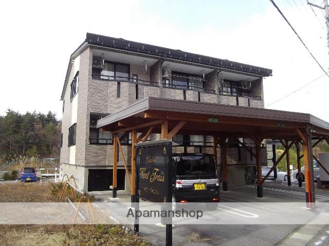 岐阜県高山市、高山駅徒歩39分の築11年 2階建の賃貸アパート