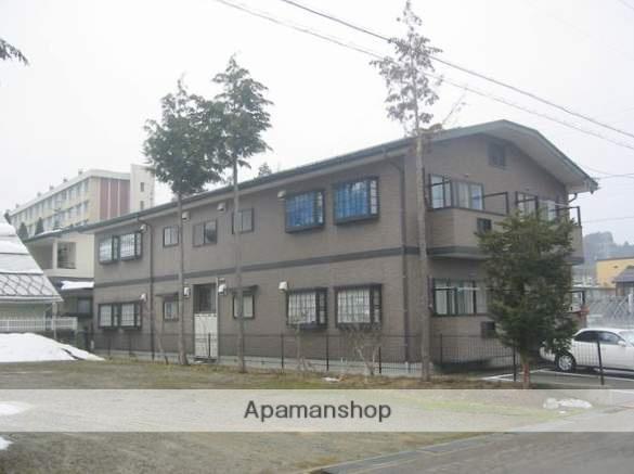 岐阜県高山市、高山駅徒歩16分の築14年 2階建の賃貸アパート