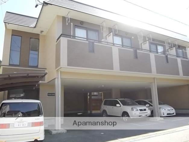 岐阜県高山市、高山駅徒歩12分の築9年 2階建の賃貸アパート