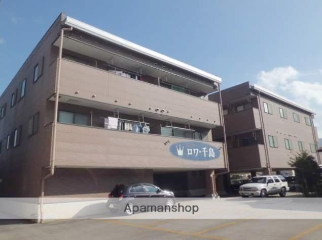 岐阜県高山市、高山駅徒歩22分の築14年 3階建の賃貸マンション