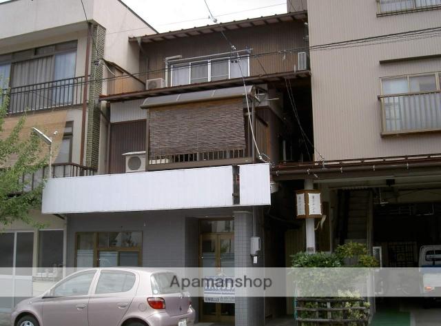 岐阜県高山市、高山駅徒歩13分の築36年 3階建の賃貸アパート