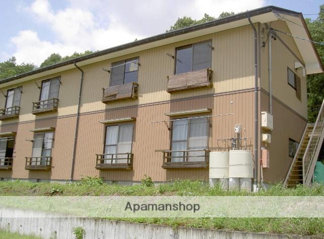 岐阜県高山市、高山駅濃飛バスバス15分二ッ葉下車後徒歩8分の築15年 2階建の賃貸アパート