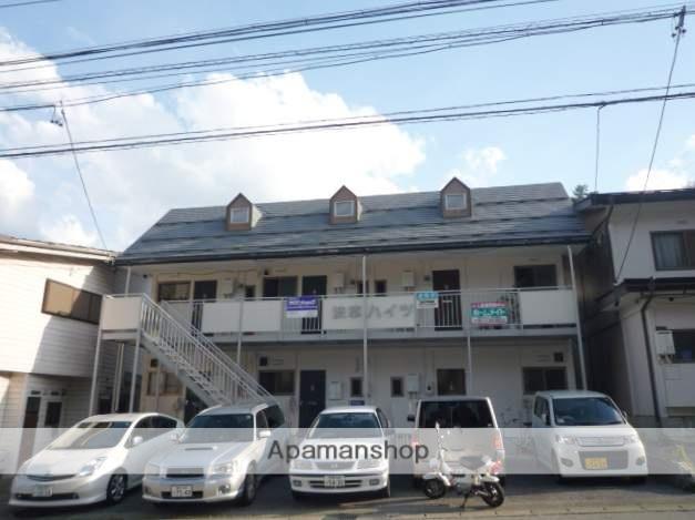 岐阜県高山市、高山駅徒歩25分の築30年 2階建の賃貸アパート