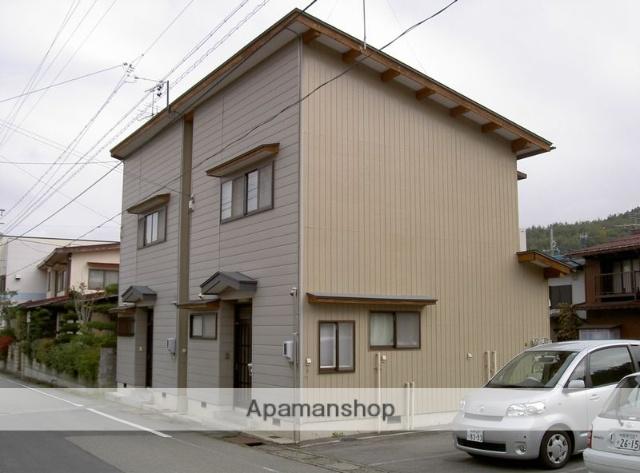岐阜県高山市、高山駅徒歩35分の築17年 2階建の賃貸一戸建て