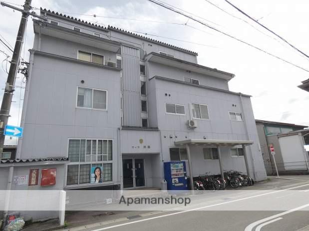 岐阜県高山市、高山駅のらマイカーバス7分花岡町3丁目下車後徒歩2分の築30年 4階建の賃貸アパート