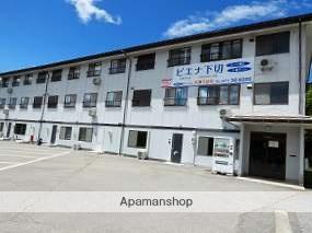 岐阜県高山市、上枝駅徒歩5分の築26年 3階建の賃貸アパート