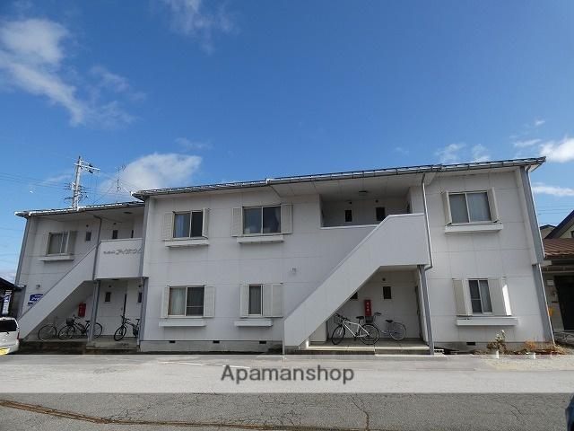 岐阜県高山市、高山駅徒歩15分の築26年 2階建の賃貸アパート