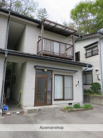岐阜県高山市、高山駅徒歩43分の築20年 2階建の賃貸一戸建て