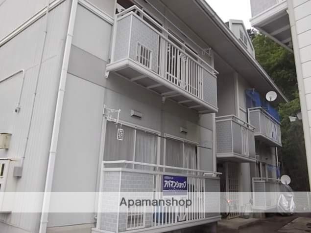 岐阜県高山市、高山駅のらマイカーバス25分石浦橋下車後徒歩10分の築25年 2階建の賃貸アパート