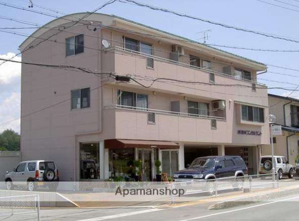 岐阜県高山市、高山駅濃飛バスバス14分原山口下車後徒歩4分の築11年 3階建の賃貸アパート
