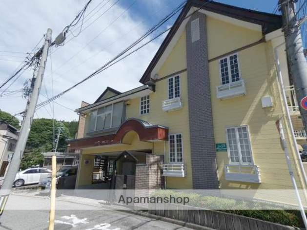 岐阜県高山市、高山駅徒歩20分の築28年 2階建の賃貸アパート