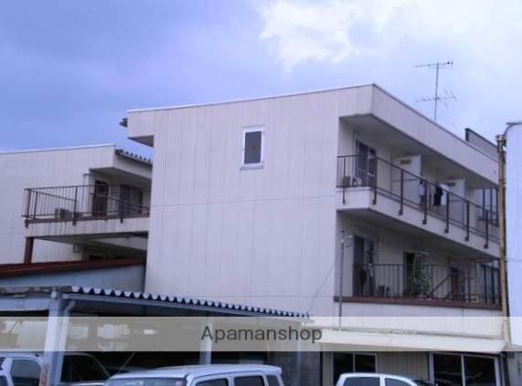 岐阜県高山市、高山駅徒歩5分の築19年 3階建の賃貸アパート