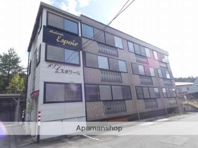 岐阜県高山市、高山駅徒歩39分の築16年 3階建の賃貸マンション