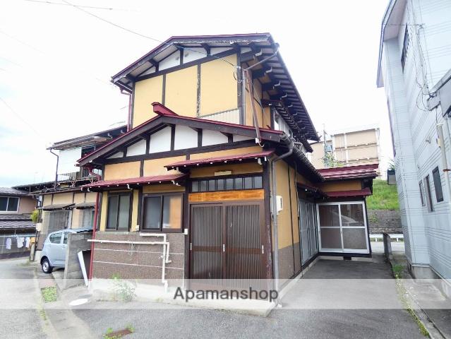 岐阜県高山市、高山駅徒歩19分の築40年 2階建の賃貸一戸建て
