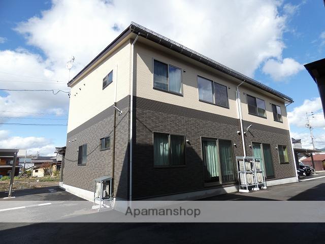岐阜県高山市の新築 2階建の賃貸アパート