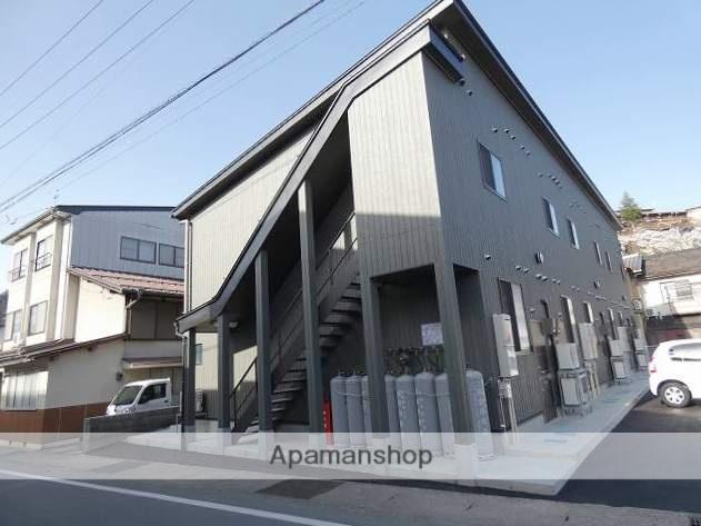 岐阜県高山市、高山駅徒歩20分の新築 2階建の賃貸アパート