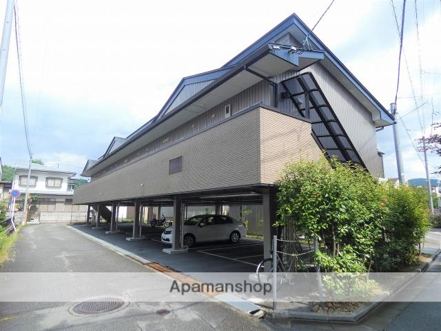 岐阜県高山市、高山駅徒歩13分の新築 2階建の賃貸アパート