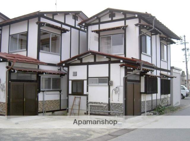 岐阜県高山市、高山駅徒歩17分の築45年 2階建の賃貸一戸建て