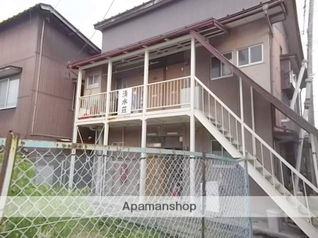 岐阜県高山市、高山駅徒歩16分の築42年 2階建の賃貸アパート