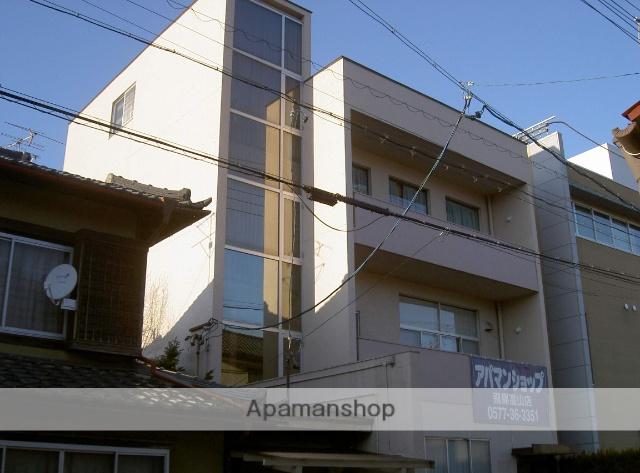 岐阜県高山市、高山駅徒歩13分の築3年 4階建の賃貸アパート
