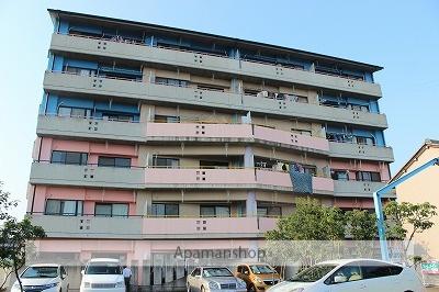岐阜県各務原市、那加駅徒歩14分の築23年 6階建の賃貸マンション