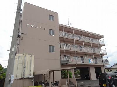 岐阜県関市、関口駅徒歩11分の築25年 4階建の賃貸マンション